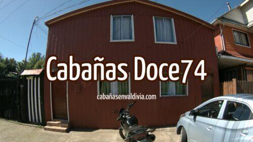 Cabañas Doce74